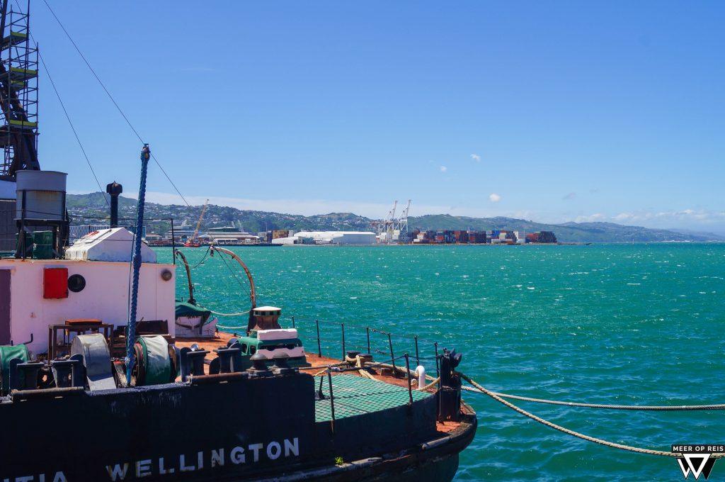 17. Wellington - Haven