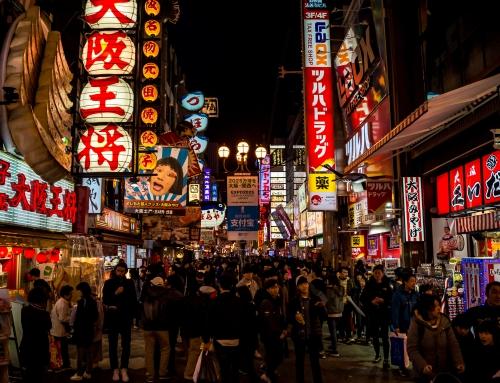 Japan| De kunst van het niets doen in Osaka