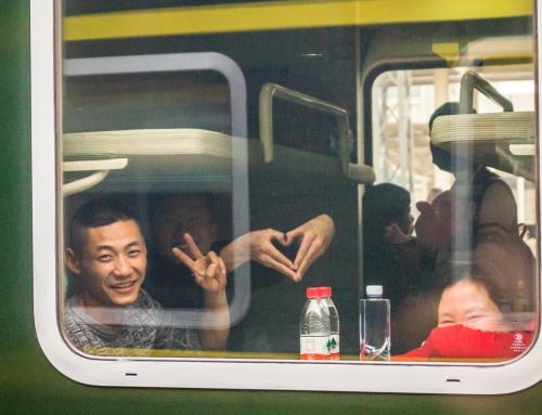 De Transmongolië express